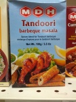 Tandoori Barbeque Masala