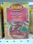 Paya Curry Mix