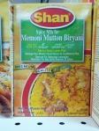 Memoni Mutton Biryani